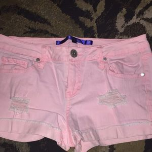Pants - Sapphire ink jean shorts